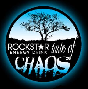 Taste of Chaos - Rockstar Taste of Chaos' 2006 logo