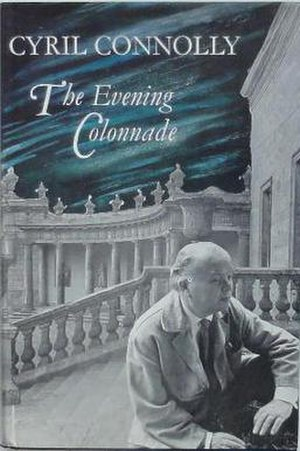 The Evening Colonnade - First edition (publ. David Bruce & Watson)