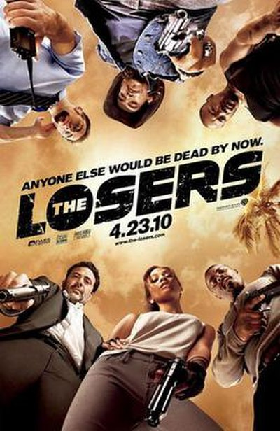 Picture of a movie: The Losers
