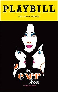 <i>The Cher Show</i> (musical) 2018 musical