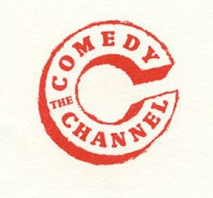 The Comedy Channel (United States) - Image: The Comedy Channel logo