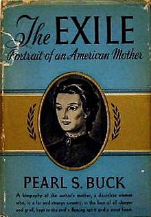 Image result for pearl buck the exile images