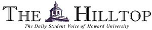The Hilltop (newspaper) - Image: The Hilltop logo