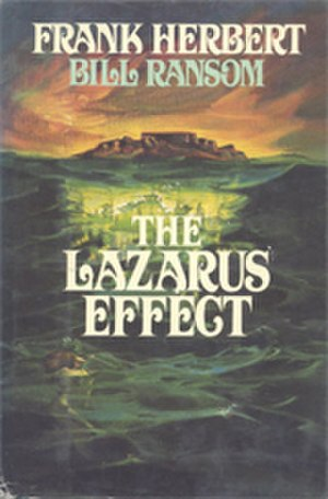 The Lazarus Effect (novel) - Image: The Lazarus Effect (1983)