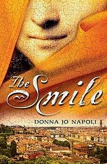 <i>The Smile</i> (novel) book by Donna Jo Napoli