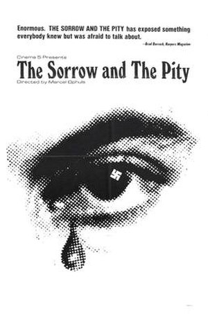 The Sorrow and the Pity - Movie poster