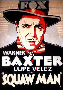 8191653ede7cc The Squaw Man (1931 film) - Wikipedia