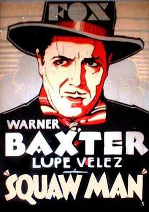 The Squaw Man (1931 film) - Image: The Squaw Man (1931)