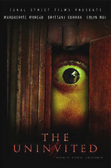 The Uninvited 2008 poster.png