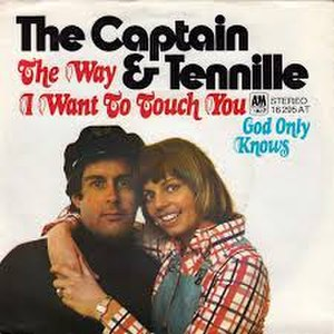 The Way I Want to Touch You - Image: The Way I Want to Touch You Captain & Tennille