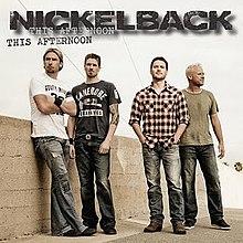 Nickelback - Shakin Hands