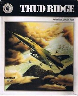 <i>Thud Ridge: American Aces In Nam</i>