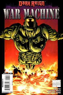 Titanium Man Fictional comic book character