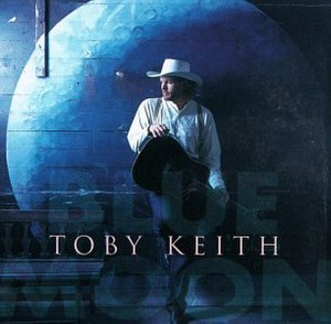 Blue Moon (Toby Keith album) - Image: Toby Keith Blue Moon