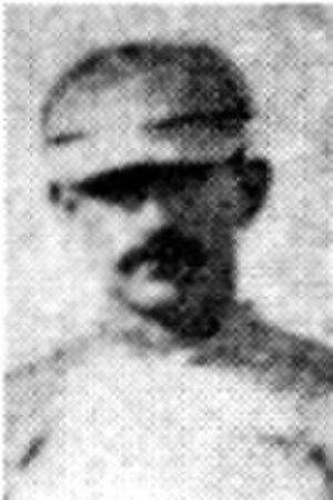 Tom O'Brien (second baseman) - Image: Tom O'Brien