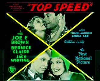 Top Speed (film) - Image: Top Speed 1930