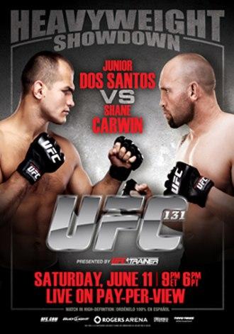 UFC 131 - Image: UFC131 2