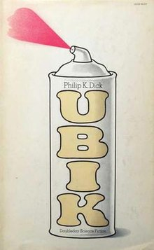Image result for Philip K. Dick: Ubik.