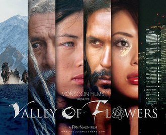 Valley of Flowers (film) - Image: Valley of Flowers(Film) Poster