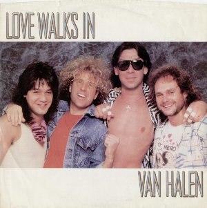 Love Walks In - Image: Van Halen Love Walks In