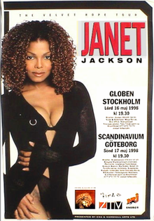 The Velvet Rope Tour - Wikipedia