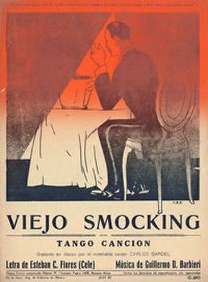 Viejo smoking - Image: Viejo Smoking 1930