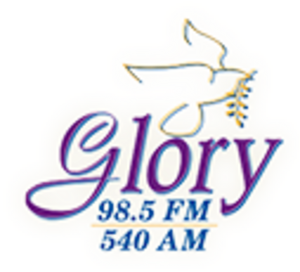 WBZF - Image: WBZF Glory 98.5FM 540AM logo