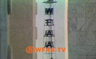WFAAlogoandtowerfromsignoff1970s