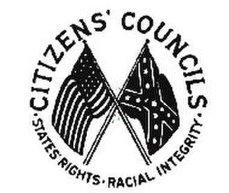 Citizens' Councils - Image: White Citizens Council