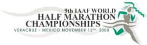 2000 IAAF World Half Marathon Championships - Image: Whmc logo 2000