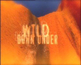 Wild Down Under - Series title card from UK broadcast