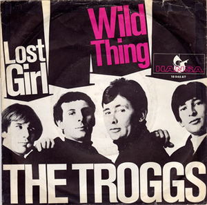 Wild Thing (The Troggs song) - Image: Wild Thing (The Troggs song)
