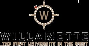 Willamette University School of Education - Image: Willamette Ulogo