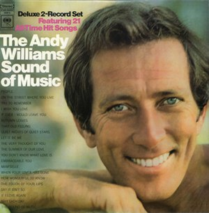 The Andy Williams Sound of Music - Image: Williams Sound