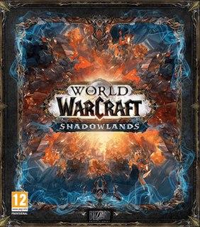 <i>World of Warcraft: Shadowlands</i> 2020 expansion set for the MMORPG