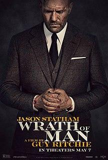 <i>Wrath of Man</i> 2021 film by Guy Ritchie