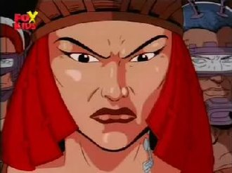 Lady Deathstrike - Lady Deathstrike on the X-Men animated series.