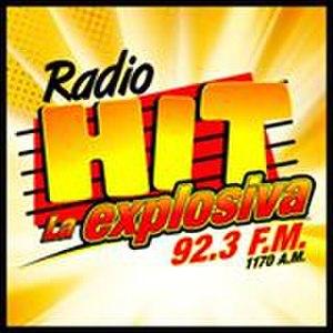 XHZS-FM (Veracruz) - Image: XHZS 92.3 1170radiohit logo