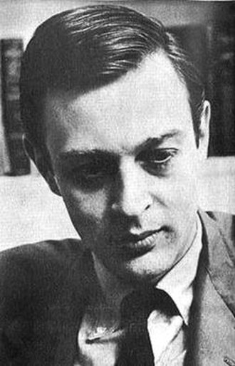 Richard Yates (novelist) - Yates in 1960