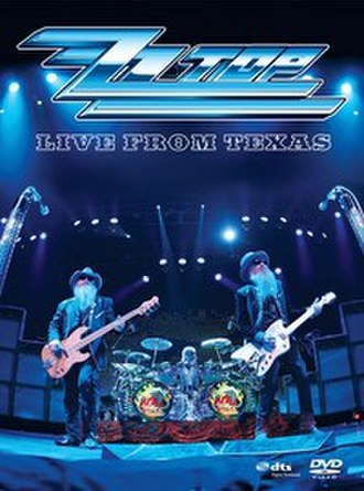 Live from Texas - Image: Zztoplivefromtexas