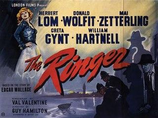 <i>The Ringer</i> (1952 film)