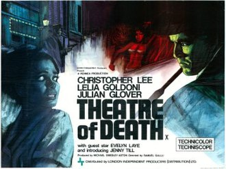 "Theatre of Death - Image: ""Theatre of Death"""