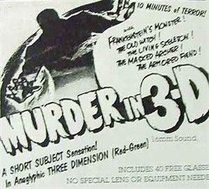 "Third Dimensional Murder - Image: ""Third Dimensional Murder"" (1941)"