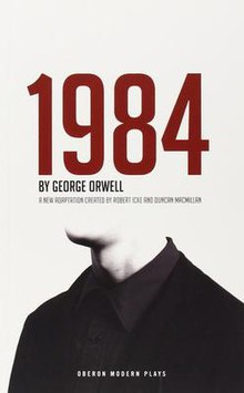 The plot symbols and characters of 1984 by george orwell