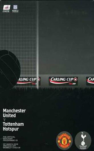 2009 Football League Cup Final - Image: 2009 League Cup Final