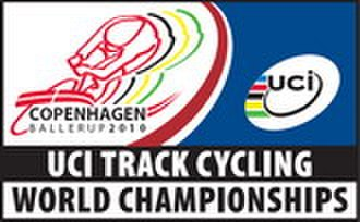 2010 UCI Track Cycling World Championships - Image: 2010 UCI Track Cycling World Championships logo