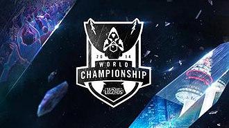 2014 League of Legends World Championship - Image: 2014 Lo L World Championship logo
