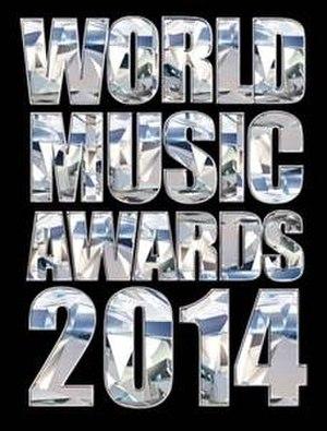 2014 World Music Awards - Image: 2014 WMA Logo