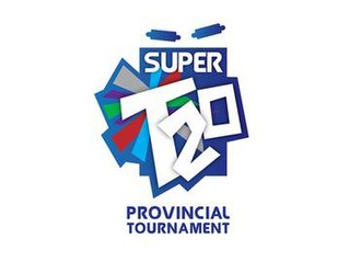 2016 Super Twenty20 Provincial Tournament - Image: 2016 Super T20 Provincial Tournament logo