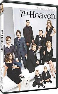 <i>7th Heaven</i> (season 9) season of television series